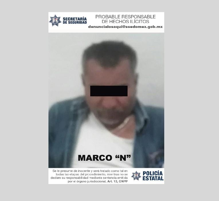 RECUPERAN CAMIÓN REPORTADO COMO ROBADO Y DETIENEN AL CONDUCTOR