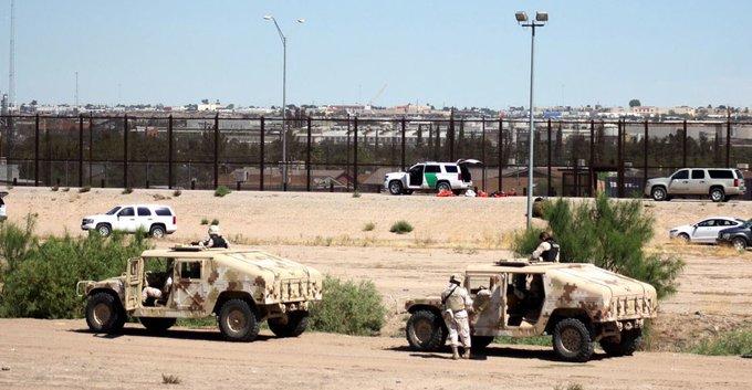 MEXICANOS EXIGEN MEDIDAS PARA DEJAR INGRESAR A ESTADOUNIDENSES AL PAÍS