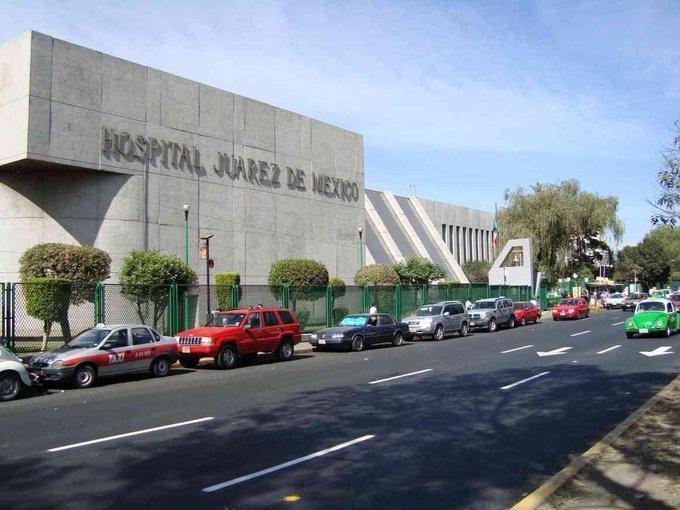 DESALOJAN HOSPITAL JUÁREZ POR FALSA AMENAZA DE BOMBA