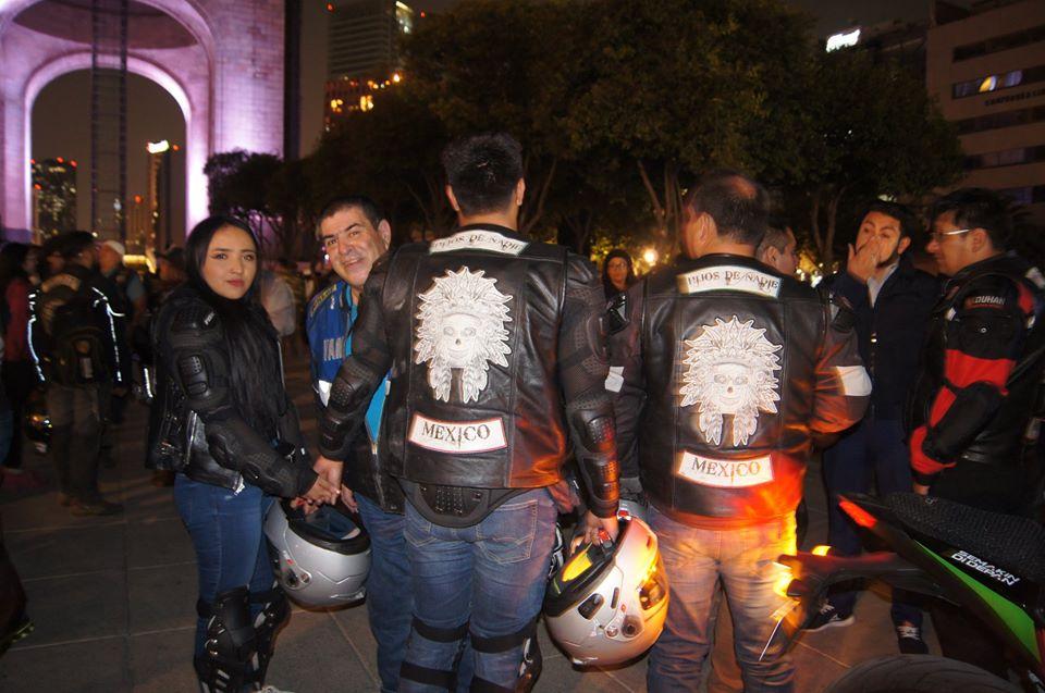 Motociclistas de la CDMX ofrecen ayuda para localizar a mujeres desaparecidas