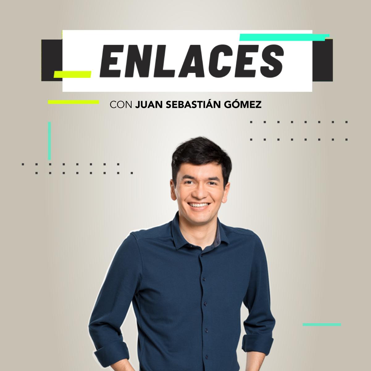 Enlaces con Juan Sebastián Gómez
