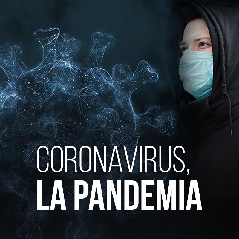 Coronavirus la pandemia
