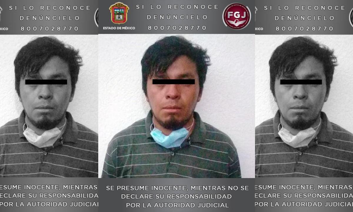 EJERCITA FGJEM ACCIÓN PENAL CONTRA UN PROBABLE HOMICIDA DETENIDO EN ECATEPEC