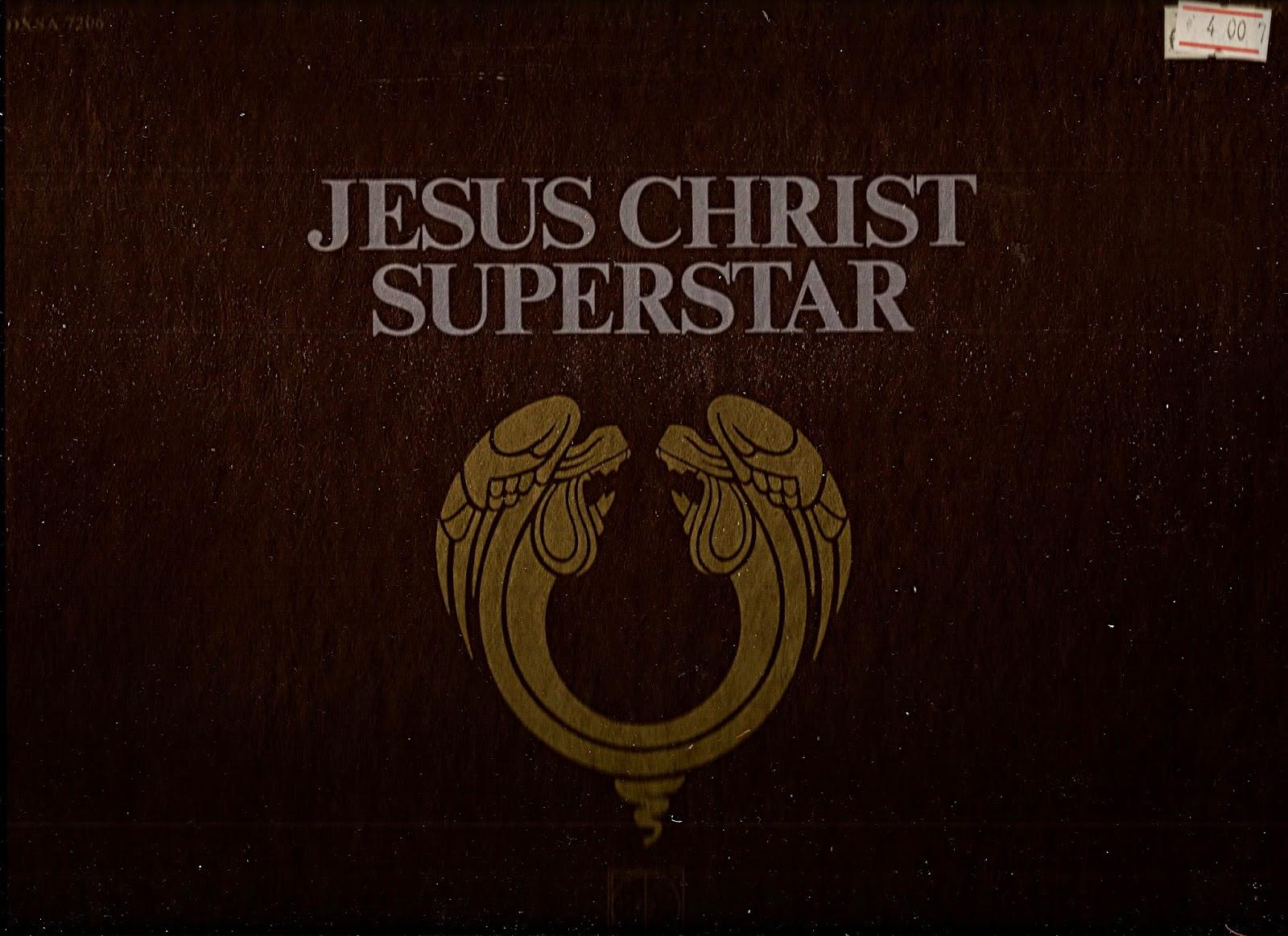 JESUCRISTO SÚPER ESTRELLA: RECOMENDACIÓN MUSICAL PARA ESTE VIERNES SANTO