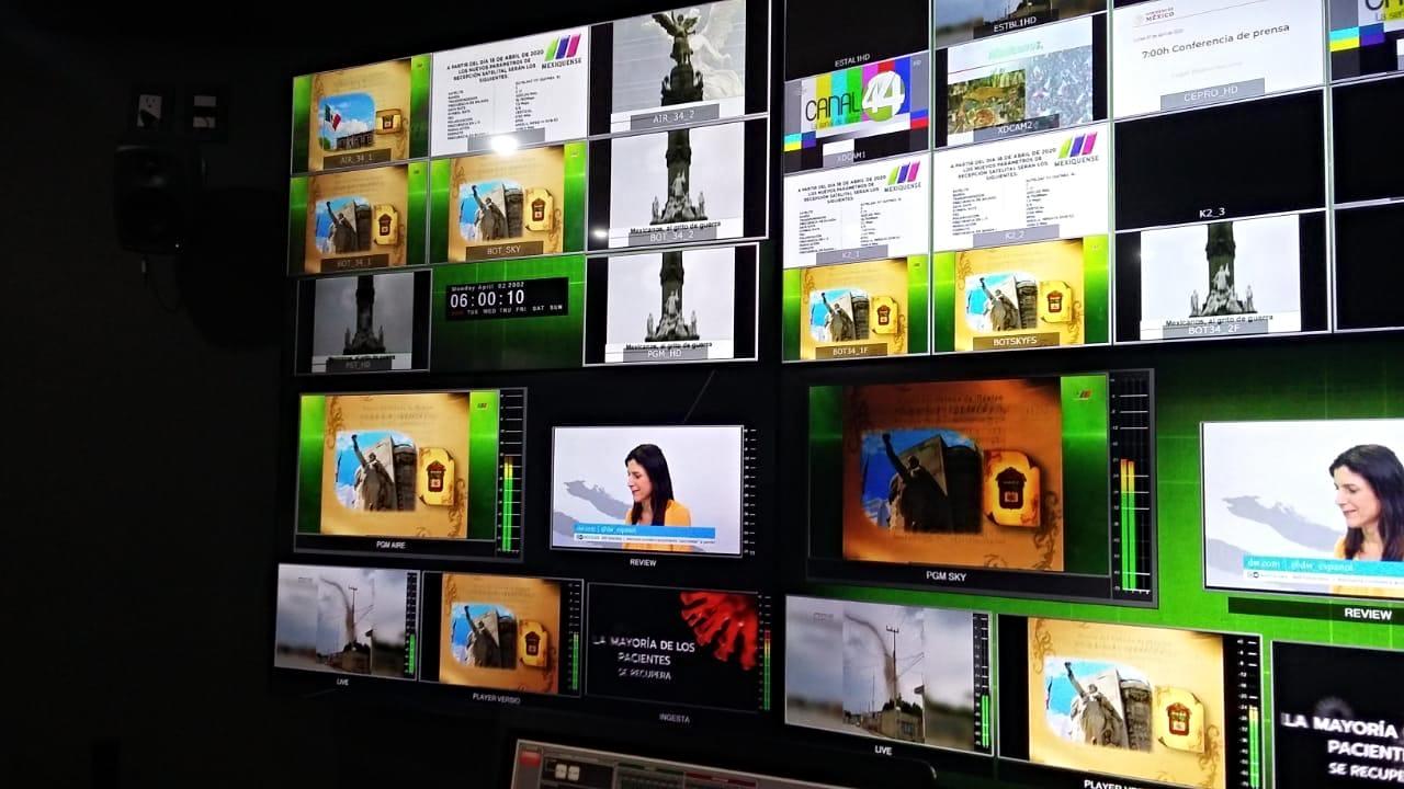 SUMAN ESFUERZOS GOBIERNO DEL ESTADO DE MÉXICO Y TELEVISIÓN MEXIQUENSE PARA ACERCAR CONTENIDOS EDUCATIVOS A LA POBLACIÓN