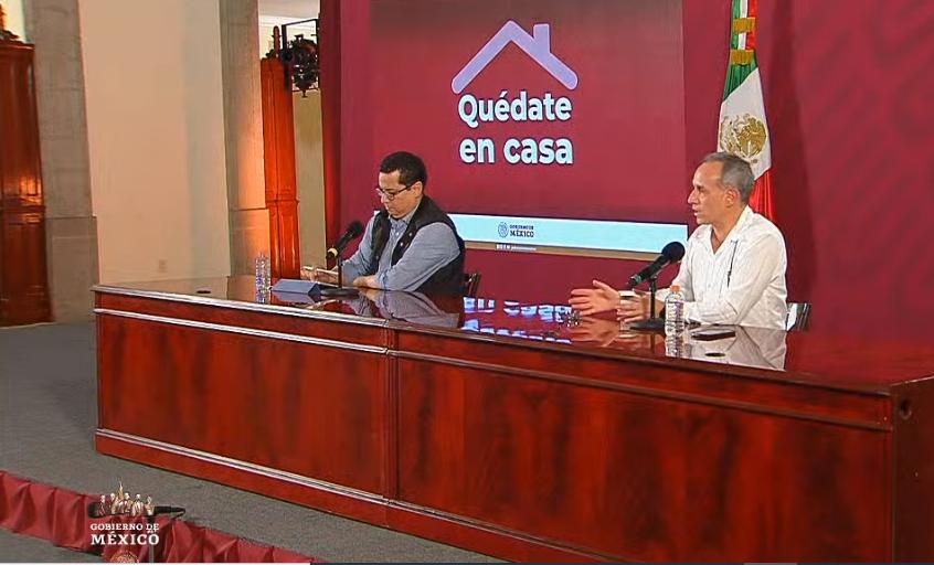 YA SON 4,219 LOS CASOS CONFIRMADOS DE CORONAVIRUS EN MÉXICO