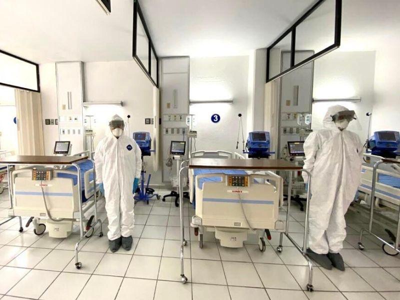 REGALARÁN SEGURO DE VIDA A PERSONAL DE HOSPITALES COVID