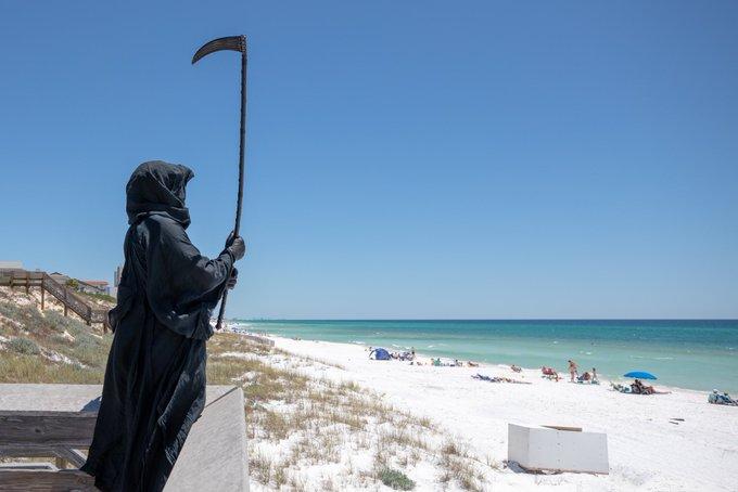 LLEGA LA MUERTE A PLAYAS DE FLORIDA
