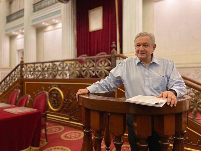 PRESENTA AMLO ENSAYO SOBRE LA NUEVA POLÍTICA ECONÓMICA EN TIEMPOS DEL CORONAVIRUS