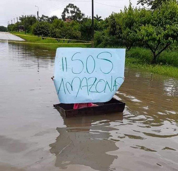 EL RÍO AMAZONAS RUTA PARA EL COVID-19 HACIA SUDAMÉRICA