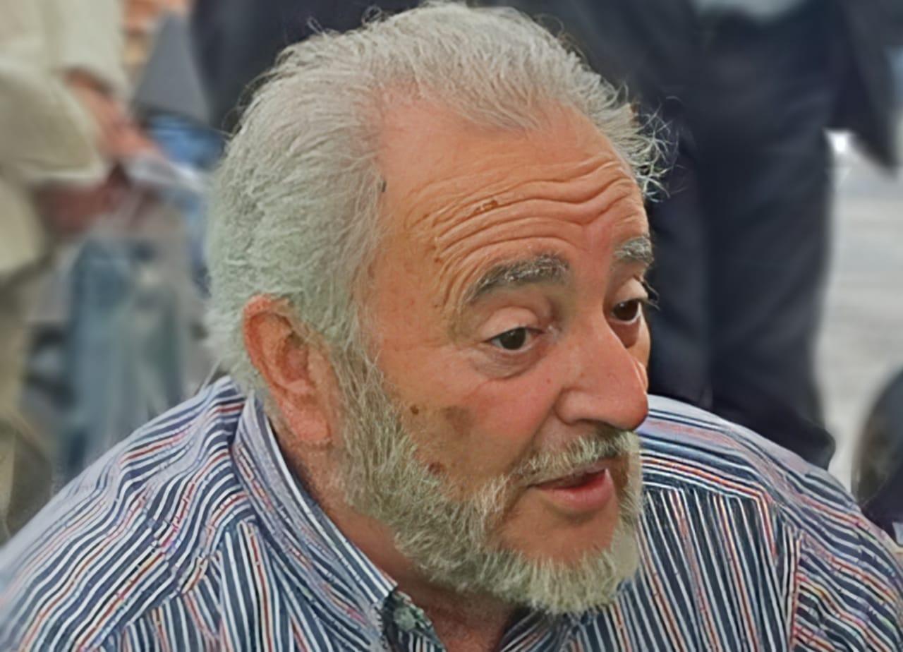 A LOS 78 AÑOS MUERE JULIO ANGUITA, LÍDER POLÍTICO ESPAÑOL