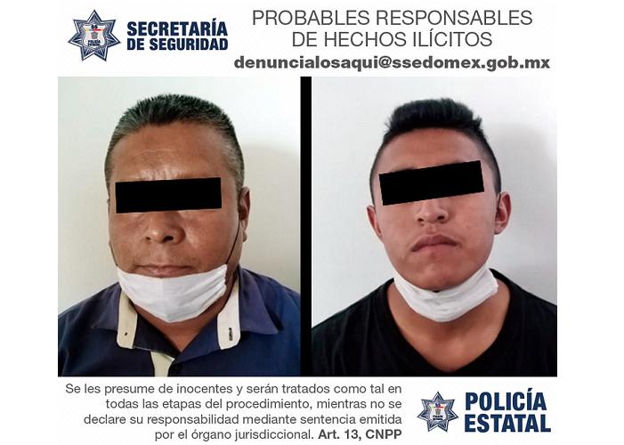 LOS APREHENDEN POR PRESUNTAMENTE PRIVAR DE LA LIBERTAD A UNA MENOR