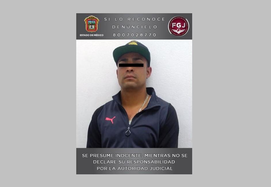 APREHENDEN A POLICÍA MUNICIPAL DE ECATEPEC TRAS SER INVESTIGADO POR HOMICIDIO