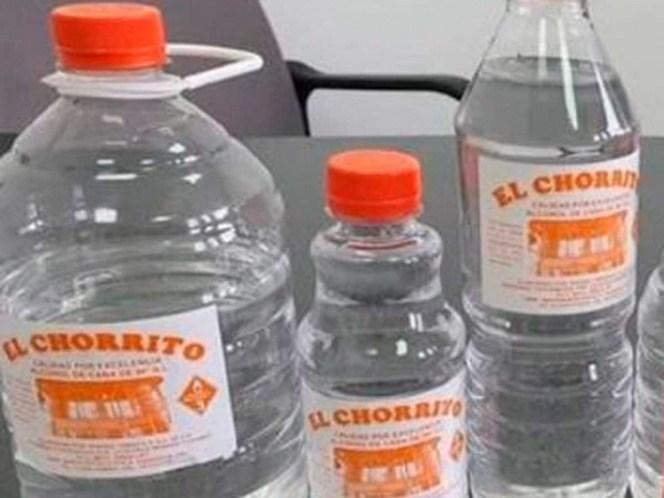 SUMAN 27 MUERTES POR CONSUMO DE BEBIDA ALCOHÓLICA EL CHORRITO EN JALISCO
