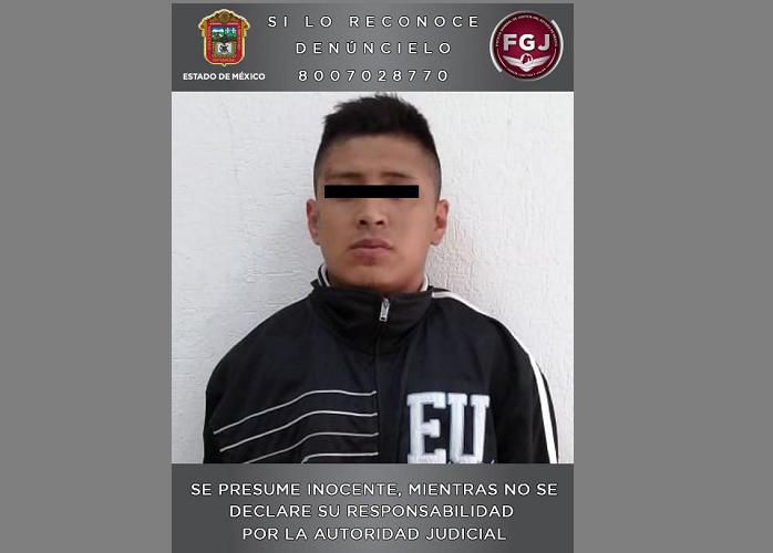 PROCESAN A PRESUNTO EXTORSIONADOR DE TRANSPORTE PÚBLICO EN IXTAPALUCA