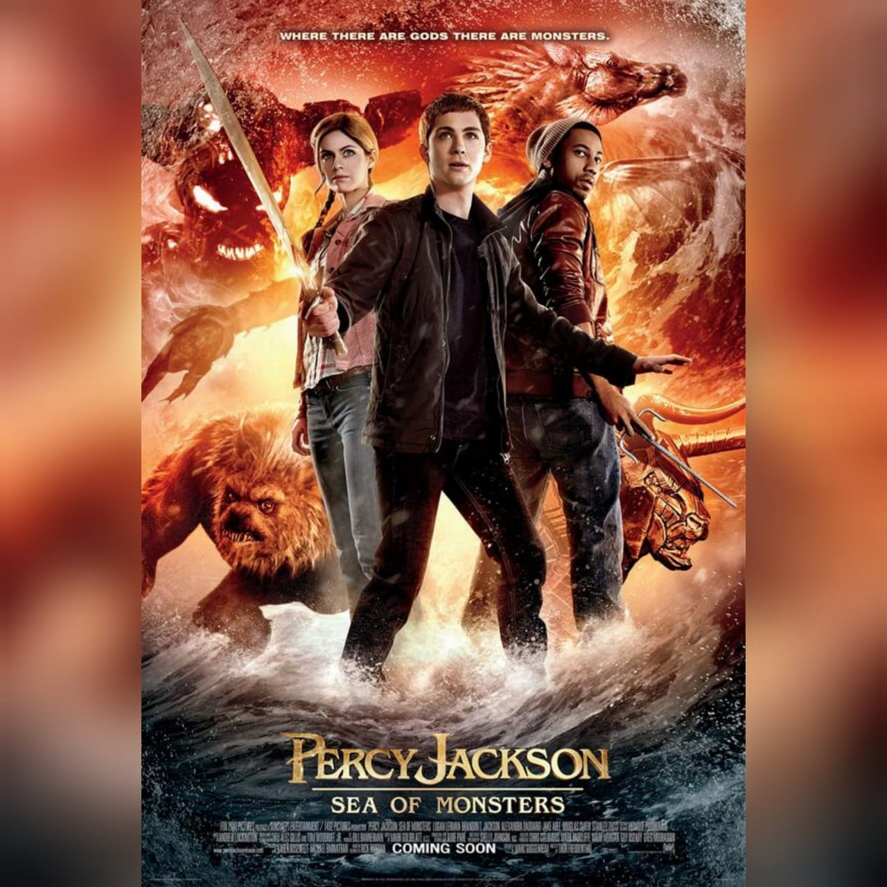 PERCY JACKSON REGRESARÁ CON DISNEY+