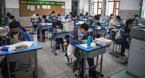 WUHAN REABRE 121 INSTITUCIONES EDUCATIVAS