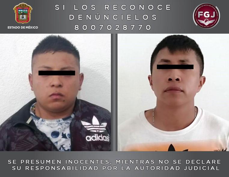 COMIENZAN PROCESO LEGAL CONTRA SUJETOS INVESTIGADOS POR UN ROBO CON VIOLENCIA