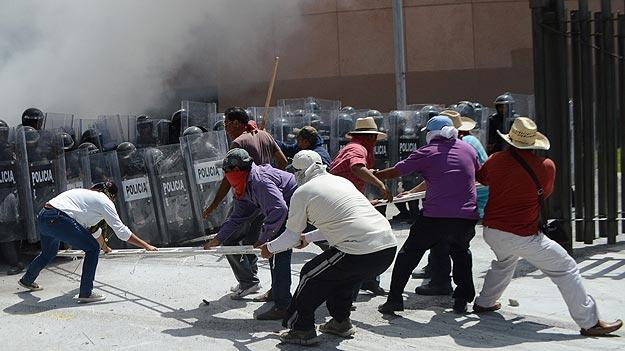 MÉXICO BAJA TRES POSICIONES EN EL ÍNDICE DE PAZ MUNDIAL