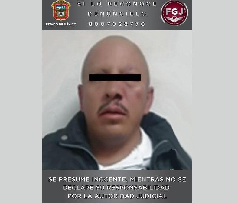 PROCESAN A SUJETO POR HOMICIDIO EN CHIMALHUACÁN
