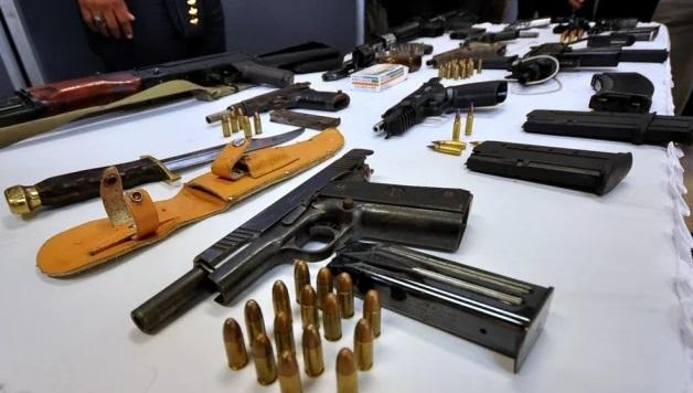 SE AMPLIARÁN LOS PUNTOS DE REVISIÓN ENTRE EU Y MÉXICO PARA DETECTAR ARMAS